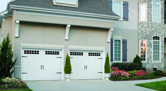 Designer's Choice Garage door
