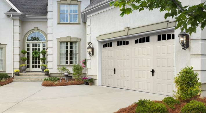 Hillcrest Garage door
